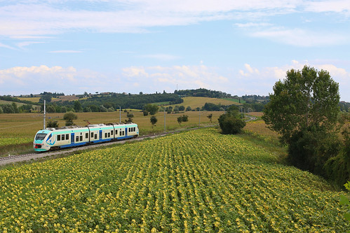 Trains (and friends) in Tuscany