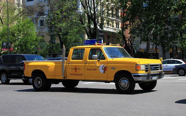 ford cab crew lariat f350 xlt 19881991