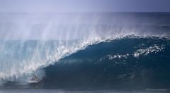 Jamie in the Barrel (McSnowHammer) Tags: hawaii oahu north tube barrel wave surfing shore northshore pipeline bigwave jamieobrien whoisjob