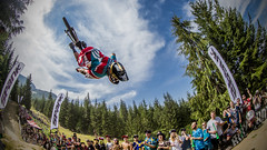 upside down (phunkt.com™) Tags: world canada whistler championship champs keith off valentine whip crankworx 2014 phunkt phunktcom