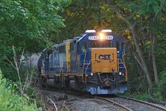 CSXT 2746 (Darryl Rule's Photography) Tags: branch trains local csx freighttrain emd woodbourne