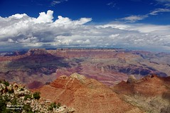 Canyon Clouds of Dreams (crocrocphoto) Tags: arizona clouds canyons southrim grandcanyonnationalpark awesomescenery