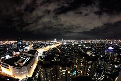 Bangkok Roof Night Central Rama III (Dax Ward Photography) Tags: roof night bangkok centralmall