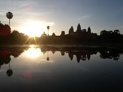 Sunrise at Angkor Wat - 071