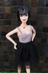 Naughty Christina (Gongotxiboy (Bitxu21)) Tags: model ooak barbie muse customized custom diva basics mattel blacklabel collector christinaricci midge barbiecollector modelmuse pinklabel barbiebasics