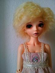 (NewPotatoMash) Tags: doll ns chloe cutie polly bjd fl fairyland abjd aline balljointed mnf minifee
