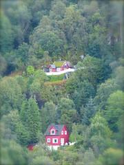 Hidden Away (GillWilson) Tags: norway bergen