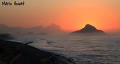 Amanhecendo (mariohowat) Tags: praia sunrise barradatijuca alvorada amanhecer prainha nascerdosol recreiodosbandeirantes platinumheartaward praiasdoriodejaneiro mirantedoroncador mirantesriodejaneiro