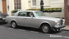 1979 Rolls Royce Silver Shadow II (Rorymacve Part II) Tags: auto road bus heritage cars sports car truck automobile estate transport historic motor saloon compact roadster motorvehicle