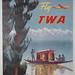 TWA India Poster