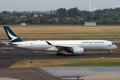 A350 B-LRA Cathay Pacific 2 (Avia-Photo) Tags: airport airline airliner aviacion aeroplane airlines airplane aircraft airliners avion aviation airbus dus eddl flugzeug jet luftfahrt plane planespotting pentax spotter widebody