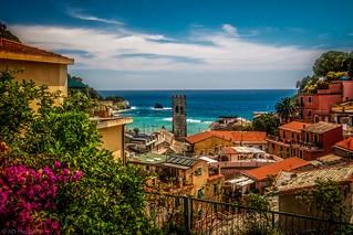 Colours of Liguria