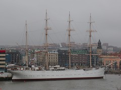 The Viking (Darkhorse Winterwolf) Tags: boat båt gothenburg göteborg sverige sweden theviking viking water
