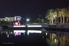 Light reflection (Nourah.A.Edhbayah (Super Flower♥إظبيه)) Tags: light reflection kuwait nourah abdullah edhbayah q8 نورة عبدالله اظبيه الكويت انعكاس اضاءه مرينا مول marina mall