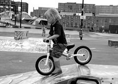 amsterdam (wojofoto) Tags: bw playing amsterdam bike kid zwartwit kind fiets zw javaeiland stadsarchief loopfiets wojofoto