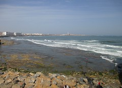 Atlantic Ocean Coast (Casablanca, Morocco) (courthouselover) Tags: landscapes morocco maroc casablanca المغرب almaghrib الدارالبيضاء grandcasablanca régiondugrandcasablanca grandcasablancaregion