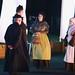 Photos du spectacle son et lumière en plein air 'Bernadette, toi qui as vu' donné lundi 23 juin 2014 à 22h15 sur la prairie du Sanctuaire de Lourdes pour les participants au 14ème pèlerinage-rencontre des anciens combattants. Photos : Maison Durand, Lourdes.