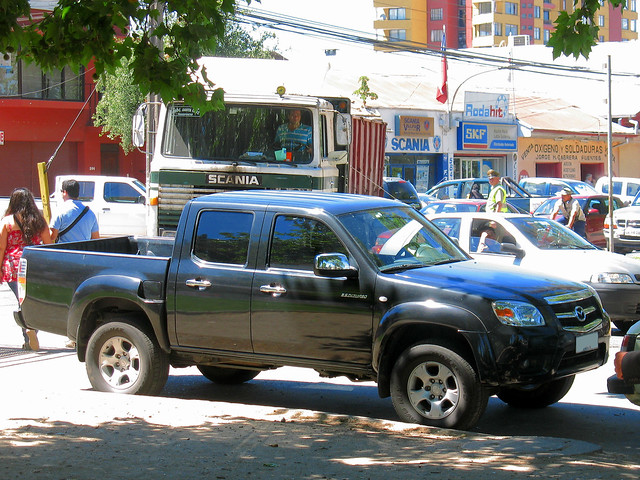 pickup mazda pickuptrucks camionetas doublecabin sdx crewcab bt50
