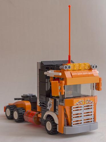 Orange Semi Front