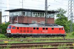 232 905-0 DB Schenker - Oberhausen 09.05.14 (Paul David Smith (Widnes Road)) Tags: 230 130 232 lud ludmilla baureihe br242 class242 class232 db232 dbagclass242