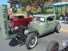 1933 Chrysler, V-12 Lincoln (Hugo-90) Tags: hot engine lincoln rod chrysler 1933 v12 svc