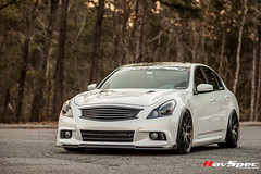 "WORK Gnosis FCV02 Infinti G37 4.2 Supercharged • <a style=""font-size:0.8em;"" href=""http://www.flickr.com/photos/64399356@N08/14411515031/"" target=""_blank"">View on Flickr</a>"