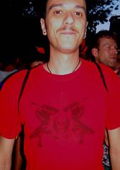 Orgullo Gay 2014 - arte (Fotos de Camisetas de SANTI OCHOA) Tags: calavera