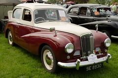 Sunbeam Talbot 90 Mk IIa (1954) (SG2012) Tags: auto classiccar automobile flickr oldtimer oldcar sunbeam autodepoca motorcar carphoto carpicture cocheclasico voitureclassique carphotograph carimage cattonhallclassiccarshow 04052014 se8930