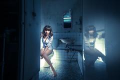 TPK-DSC_5723-.jpg (pottokao) Tags: blue woman color sexy girl beautiful beauty yellow bathroom cross toilet processing bathtub     temperatur