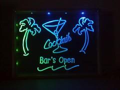 11 A close second (CabbitCastle) Tags: glass bar diy acrylic glow open drink led engraving dremel plexi
