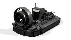 hovercraft 3 (Matthew McCall) Tags: lego military hovercraft