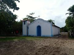 """Eglise dans le centre de Caraiva qui fait aussi office d'école • <a style=""""font-size:0.8em;"""" href=""""http://www.flickr.com/photos/113766675@N07/14553855214/"""" target=""""_blank"""">View on Flickr</a>"""