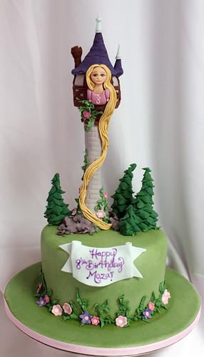 Rapunzel Tower Custom