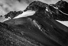 Cameron Ridge-255 (Justin McGregor) Tags: justin snow mountains scott fishing awesome lakes patrick adventure backpacking tina olympics cedarlake lakelillian mtcameron lillianridge cameronbasin camersonpass
