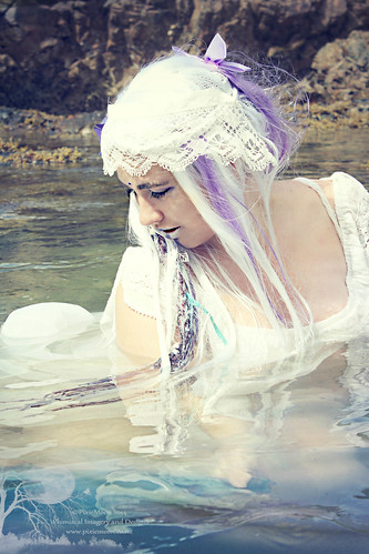 The Sonnet Song of the Sea Nymph©PixieMoon 2014