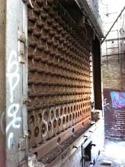 Baltimore Pure Rye, Baltimore, MD (17) (photography_isn't_terrorism) Tags: chimney abandoned maryland baltimore steam smokestack distillery boiler seagrams dundalk boilerhouse baltimorepurerye