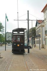 Passeio Alegre (ernstkers) Tags: portugal trolley tram porto 49 stcp streetcar bonde tranvia elctrico tramvia strasenbahn stcp49