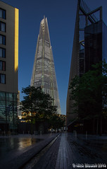 The Shard at More London (Nick Biswell) Tags: white london bright earlymorning ghostly therill morelondonplace morelondonriverside theshard photo242014