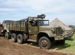 Mack NO (MJ_100) Tags: show truck army no military wwii lorry ww2 vehicle mack usarmy secondworldwar revival warandpeace