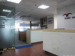 Thiết kế nội thất Văn Phòng công ty VJEC_09
