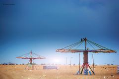 Marina Beach (Saravanan Ekambaram) Tags: blue sky india water marina madras marinabeach chennai