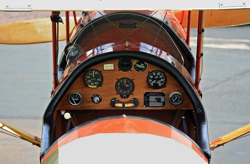 Pietenpol Air Camper (N1492G) Tandem Cockpits