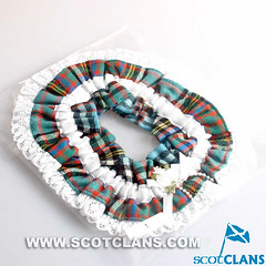 Clan Anderson Ancient Tartan Garter