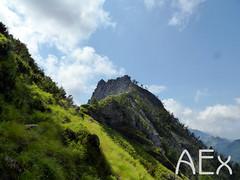 Castagnolo e cima Croce-71 (Cicloalpinismo) Tags: parco video foto extreme via monte alpi aex apuane cima croce cresta escursione vandelli mandriola resceto castagnolo cicloalpinismo vettolina cicloescursionismo