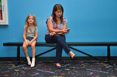 Lily & Mommy (Joe Shlabotnik) Tags: lily pumpitup sarahp 2014 afsdxvrzoomnikkor18105mmf3556ged june2014