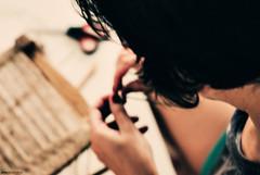 Al detalle (Josu Aldazabal) Tags: color cuerda madera arte silla palma antiguo artesania restauracion manualidad victoriacampoy
