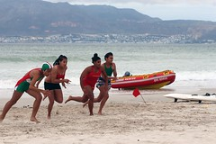 """Sunrise Beach, Muizenberg, Cape Town • <a style=""""font-size:0.8em;"""" href=""""http://www.flickr.com/photos/83071542@N06/14894870500/"""" target=""""_blank"""">View on Flickr</a>"""
