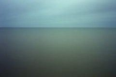 Nothing to see (Alex Bamford) Tags: longexposure sea film fuji moonlight 6x9 peacehaven undercliff fujicolorpro160s alexbamford alexbamfordcom