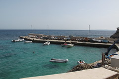 Harbor (Florence3) Tags: sicily egadiislands levanza