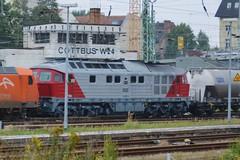 242 001-6 (EKO 42) EKO Trans - Cottbus 01.09.14 (Paul David Smith (Widnes Road)) Tags: lud ludmilla br242 class242 dbagclass242